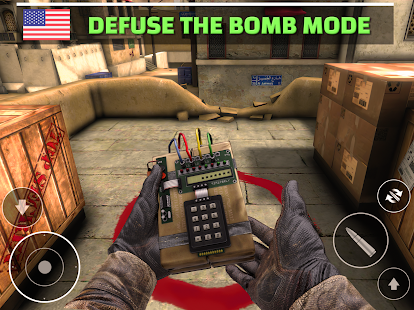 Counter Attack - Multiplayer FPS 1.2.43 Screenshots 8