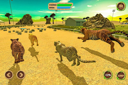 Savanna Animal Racing 3D 1.0 screenshots 3