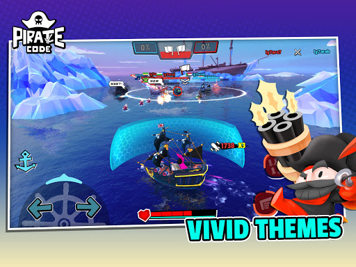 Pirate Code - PVP Battles at Sea apktram screenshots 15