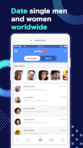 Just Say Hi Online Dating App MOD APK (Premium Membership) 5