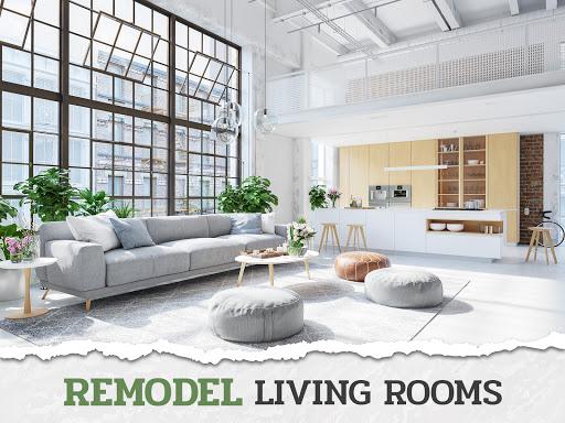 Design My Home Makeover: Words of Dream House Game apktram screenshots 18