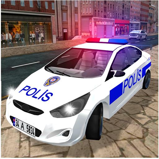 Real Police Car Driving Simulator: Car Games 2020