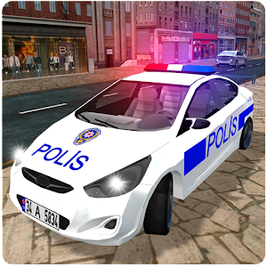 Real Police Car Driving Simulator: Car Games 2021