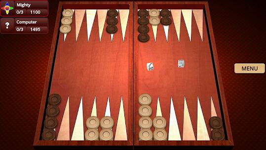 Backgammon Mighty Apk 1