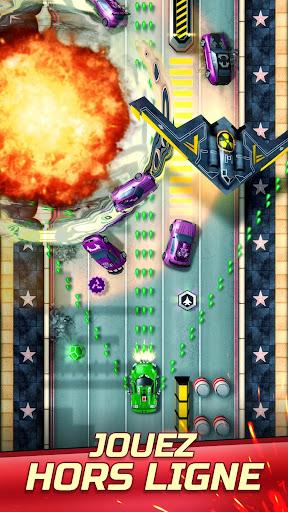 Code Triche Chaos Road: Courses de Combat mod apk screenshots 2