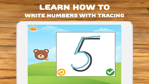 Math for kids: numbers, counting, math games 2.6.5 screenshots 2