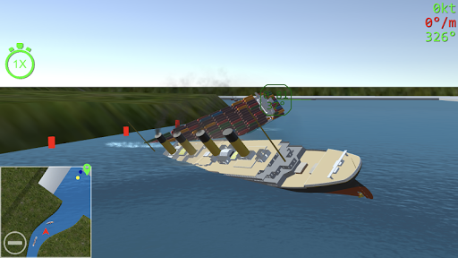 Ship Mooring 3D  screenshots 4