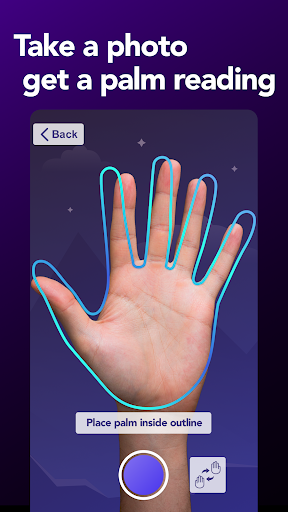 FortuneScope: live palm reader and fortune teller 1.9.11 Screenshots 2
