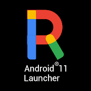 Cool R Launcher, launcher for Android™ 11 UI theme