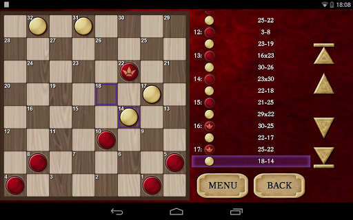 Checkers Free 2.321 screenshots 20