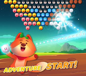 Bubble Shooter: Animal World   2021 Free game 1.4.12 screenshots 1