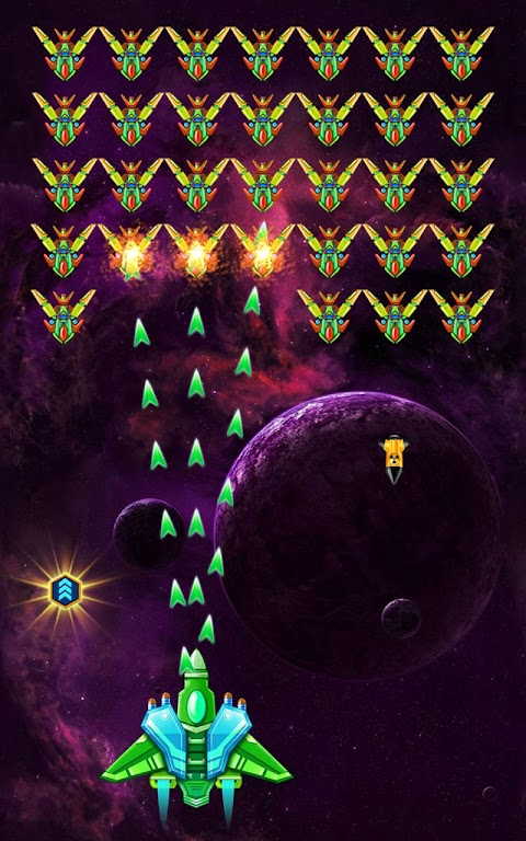 Galaxy Attack: Alien Shooter poster 16