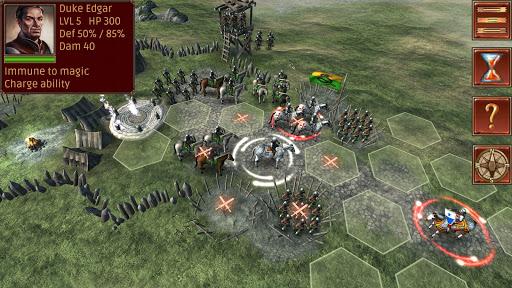 Hex Commander: Fantasy Heroes 4.7 screenshots 8