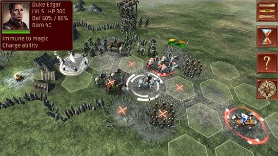 Hex Commander: Fantasy Heroes Mod Apk 5.1.1 (Unlimited Currency + Unlocked Race) 8
