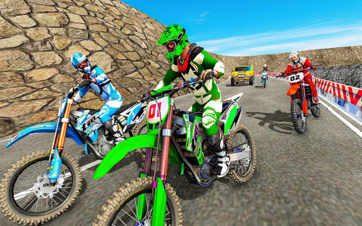 Dirt Bike Racing 2020: Snow Mountain Championship 1.0.8 screenshots 6