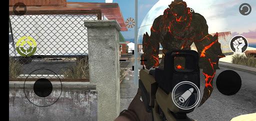 Monster hunter. Shooting game is a free game. Apkfinish screenshots 14