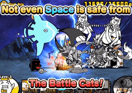 The Battle Cats Mod Apk (Unlimited Money) 9