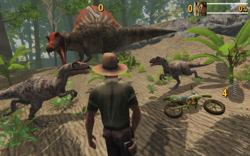 Dinosaur Safari: Online Evolution  screenshots 4