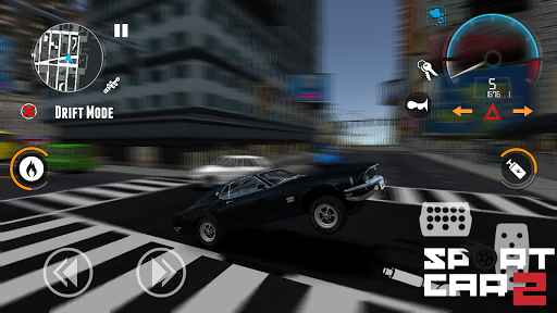 Sport Car : Pro parking - Drive simulator 2019 04.01.082 Screenshots 8