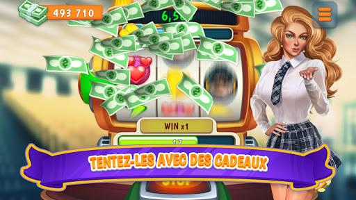 Code Triche Campus: simulateur de rencontres (Astuce) APK MOD screenshots 3