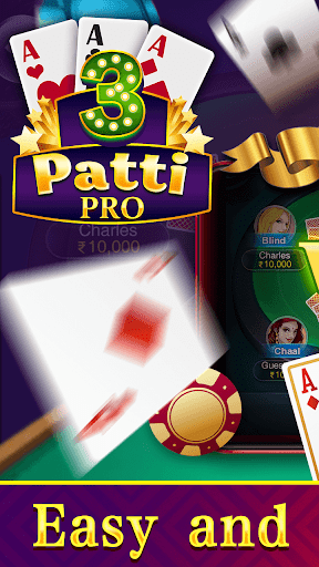 Teen Patti Pro - Online card game  screenshots 1