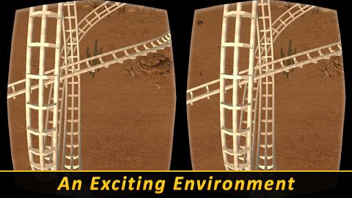 VR Roller Coaster Crazy Rider & Adventure Thrills screenshots 6