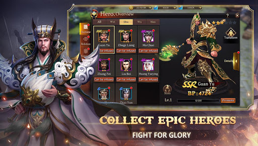 Dynasty Blade 2: ROTK Infinity Glory 26.0.00 screenshots 3