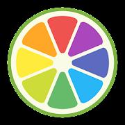 Kaleidoscope Lime