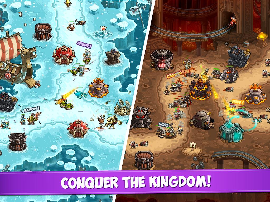 Kingdom Rush Vengeance - Tower Defense Game  poster 14