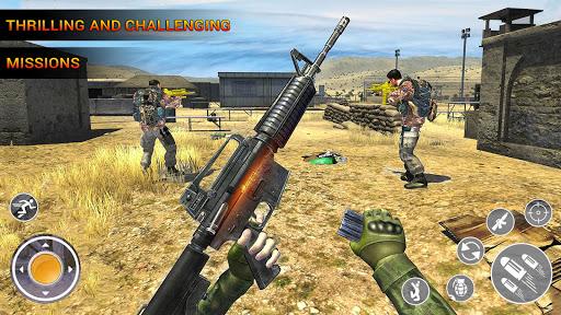 Gun Strike 3d Shooter: Special Commando Shooting 0.8 screenshots 2