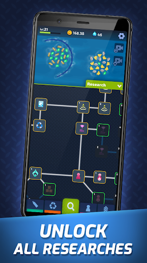 IDLE Ocean Cleaner - Plastic Recycle 1.5.3 screenshots 6
