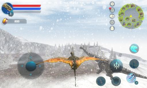 Dimorphodon Simulator 1.0.6 screenshots 8