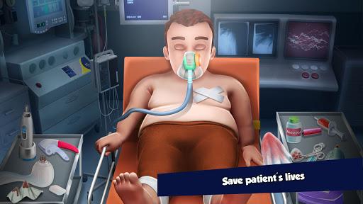Emergency Open Heart Surgery : Offline Doctor Game  screenshots 6