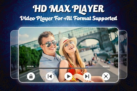 HD Full Screen Video Player 2020 Screenshot
