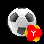 Football theme for Yandex Launcher