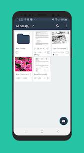 Simple Scan Pro APK – Free PDF Scanner App 1