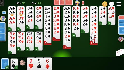 Buraco Italiano Online - Jogo de Cartas 103.1.39 screenshots 8