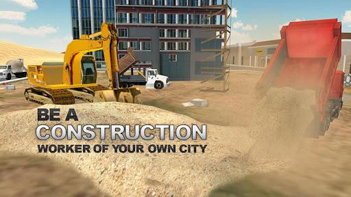 Heavy Excavator Simulator PRO 6.0 screenshots 7
