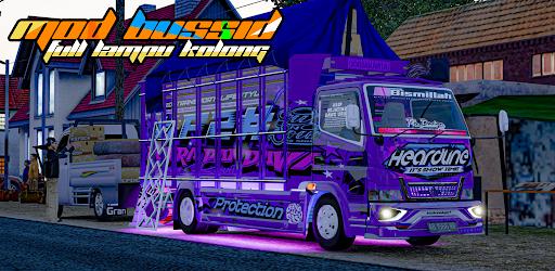 Mod Bussid Full Lampu Kolong Versi 1.0