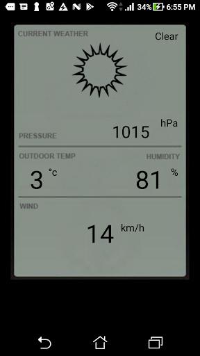 Digital Thermometer FREE 1.2.3 Screenshots 4