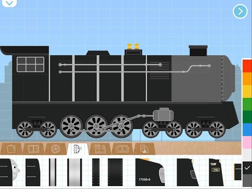 Labo Brick Train Build Game 4 Kids, Toodlers, Baby 1.7.346 Screenshots 10