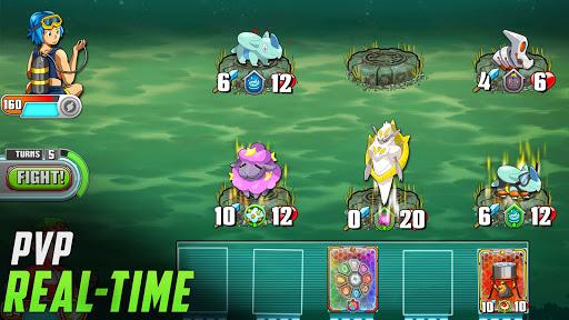 Monster Battles: TCG - Card Duel Game. Free CCG screenshots 2