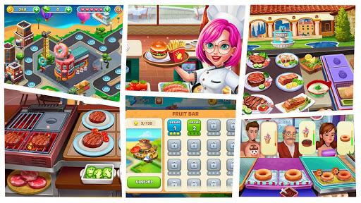 Code Triche Burger Cooking Simulator - Jeu de chef cuisinier APK MOD (Astuce) screenshots 1