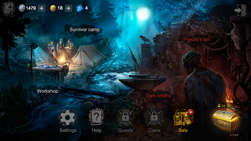 Horrorfield - Multiplayer Survival Horror Game 1.3.14 screenshots 7
