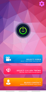Caller Screen Theme - Color Call