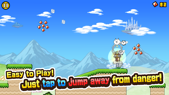 Go! Go! Pogo Cat For Pc (Download On Windows 7/8/10/ And Mac) 1