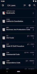 CA Laws 2020 (California Laws and Codes)