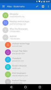 Atlas Web Browser 2.1.0.2 [MOD APK] Latest 2