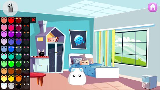 Mochi Plush kawaii - cute dress up game  screenshots 2