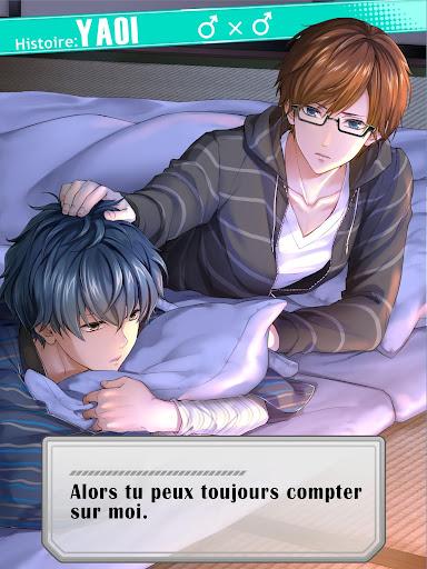 Code Triche Première Histoire d'Amour - Jeu Otome【yaoi・yuri】 (Astuce) APK MOD screenshots 2